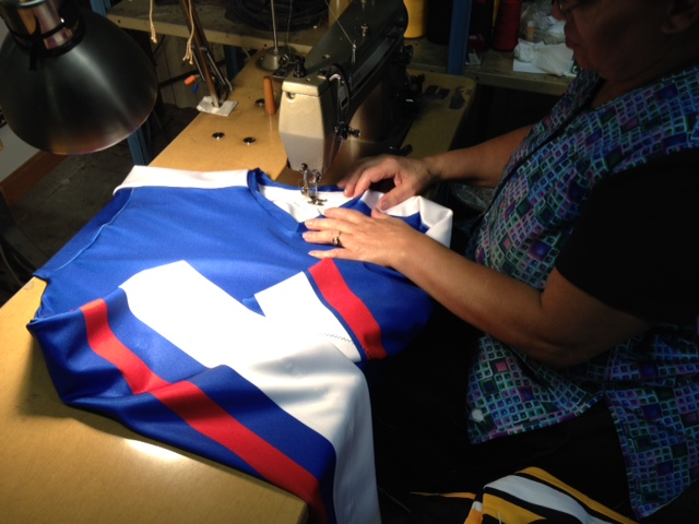 Sewing the seeds of my first hockey love - Goulet Communications ... 76ebc26c1